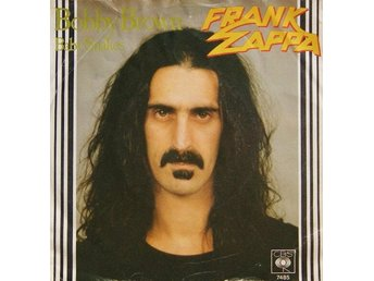 Frank Zappa Bobby Brown