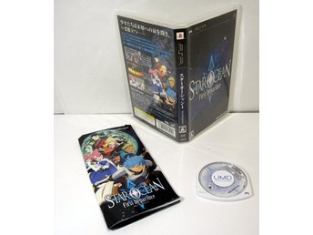 Star Ocean First Departure till PSP playstation portable