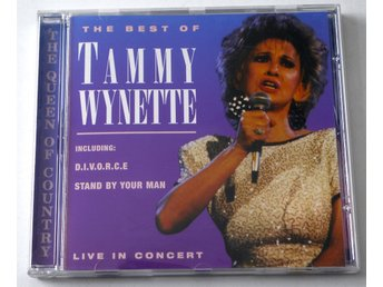 Tammy Wynette / The Best Of CD
