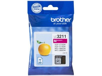 Brother LC3211M Magenta 200 pages