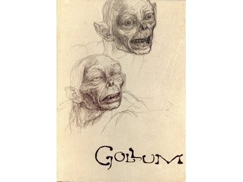 The Gollum Smeagol Collectible DVD Tolkien (with Creating Gollum Booklet)
