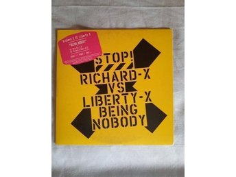 RICHARD X vs LIBERTY X Being Nobody (The Human League)
