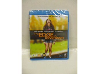 The Edge of Seventeen (Blu-ray) - MKT FINT SKICK!