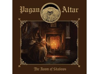 "Pagan Altar -The room of shadows LP and 10"" doom metal"