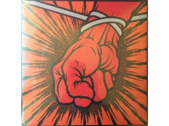METALLICA - ST. ANGER 2-LP 180G NY GATEFOLD