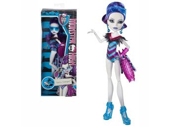 Spectra Vondergeist - Swim Class - Monster High docka