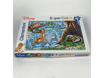 Supercolor, Puzzel, Disney 150 bitar