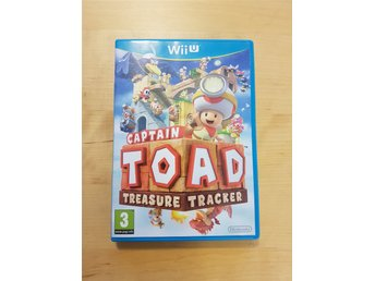 Captain Toad: Treasure Tracker - Nintendo Wii U