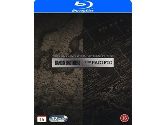Band of brothers + Pacific (12 Blu-ray)