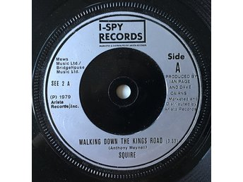 "Squire ""Walking Down The Kings Road"" 1979 Mod The Jam RARE"