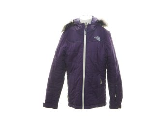 The North Face, Jacka, Strl: M, Lila