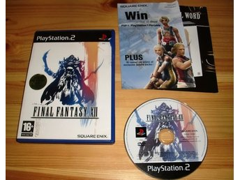 PS2: Final Fantasy XII 12