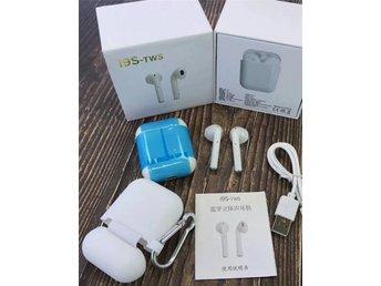 Airpods TWS i9 mini Trådlösa Bluetooth förpakni.. (334970290) ᐈ Köp ... 932357fafde5b