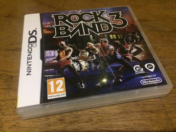 Nintendo DS***Rock Band 3***
