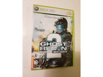 Ghost Recon: Advanced Warfighter - XBOX (Komplett!)