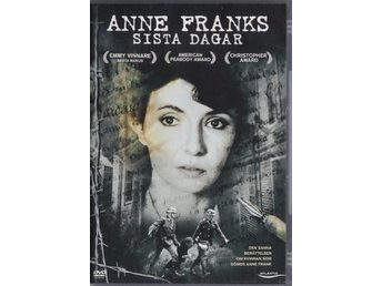 The Attic: The Hiding of Anne Franke - 1988 - OOP - DVD - Mary Steenburgen - Bålsta - The Attic: The Hiding of Anne Franke - 1988 - OOP - DVD - Mary Steenburgen - Bålsta