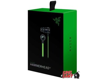 Razer Hammerhead V2 Gaming & Music In-Ear Headphones - Norrtälje - Razer Hammerhead V2 Gaming & Music In-Ear Headphones - Norrtälje