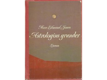 Marc Edmund Jones: Astrologins grunder.