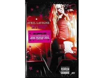 "Avril Lavigne "" The Best Damn Tour Live In Toronto ""  DVD , Ny inplastad"