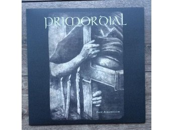 PRIMORDIAL-Dark Romanticism-LTD 500ex LP 180g Heavy Printed Inner-Demo 1993+Live