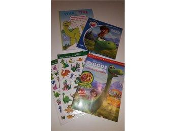 Bok Den Gode Dinosaurien mm - Nacka - Bok Den Gode Dinosaurien mm - Nacka