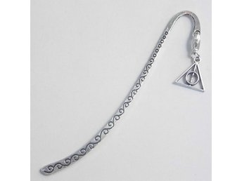 Harry Potter Deathly Hallows bokmärke / bookmark