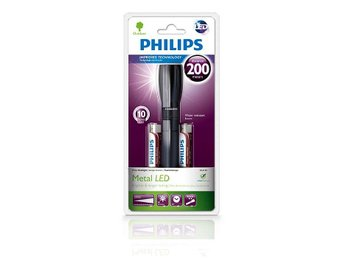 Philips Ficklampa Led metall LED 25 L - Malmö - Philips Ficklampa Led metall LED 25 L - Malmö