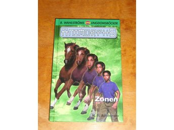 K. A. Applegate - ANIMORPHS 14 - Zonen