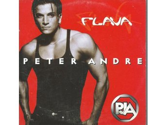 PETER ANDRE - FLAVA  (CD MAXI/SINGLE )