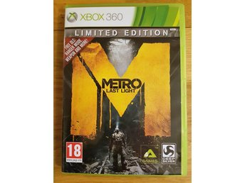 Metro 2033, Metro Last Light och Wolf Among Us