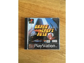 Grand theft auto GTA PS one