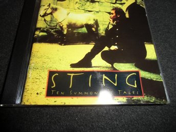 Sting - Ten summoner´s tales - CD - 1993