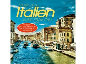 Music From Italy (CD)