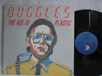 BUGGLES - THE AGE OF PLASTIC - ILPS 9585
