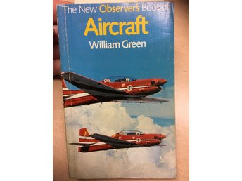 Observer's Aircraft av William Green