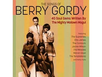 Songs of Berry Gordy (2 CD)
