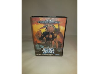 Altered Beast - Sega Mega Drive (komplett)