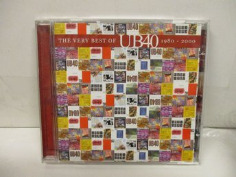 UB40 - The Very Best Of 1980-2000 - FINT SKICK!