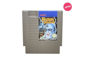 Fester's Quest (SCN / NES)
