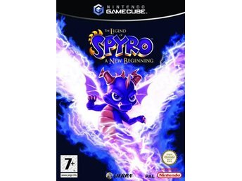Spyro - A New Beginning - Nintendo Gamecube