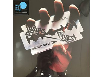 JUDAS PRIEST - BRITISH STEEL NY 180G LP