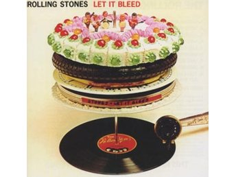 Rolling Stones: Let it bleed 1969 (Rem) (CD)