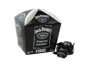 Jack Daniels Ask med Fudge 250g