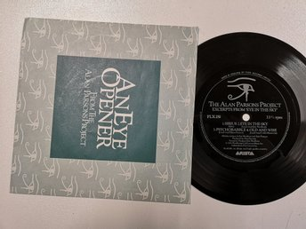 Alan Parsons Project - An Eye Opener - FLEXI -  UK-81