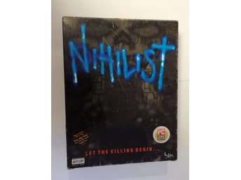 Nihilist PC 1996 Big Box Spel