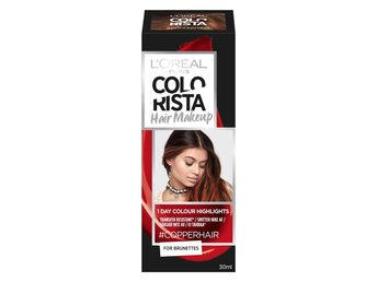 LOREAL PARIS COLORISTA HAIR MAKEUP copper 11