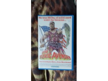 The Toxic Avenger   Vhs