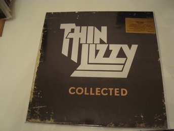 Thin Lizzy   Collect  Limited Edition Silver Vinyl   DLP Gatefold