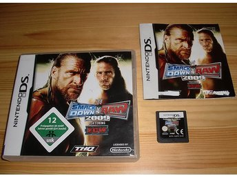 DS: WWE SmackDown vs Raw 2009