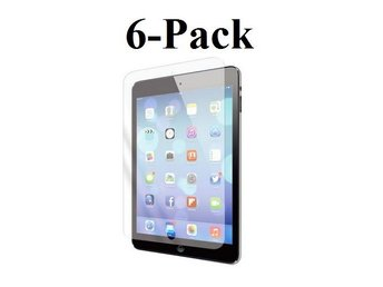 6-pack Skärmskydd Apple iPad Air / Air 2 / iPad Pro 9.7